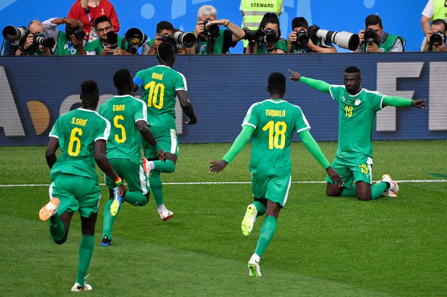 Russie 2018: Le Sénégal garde ses bonnes habitudes