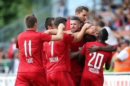 Europa League :  Dossou encore décisif , ça passe pour Vaduz !