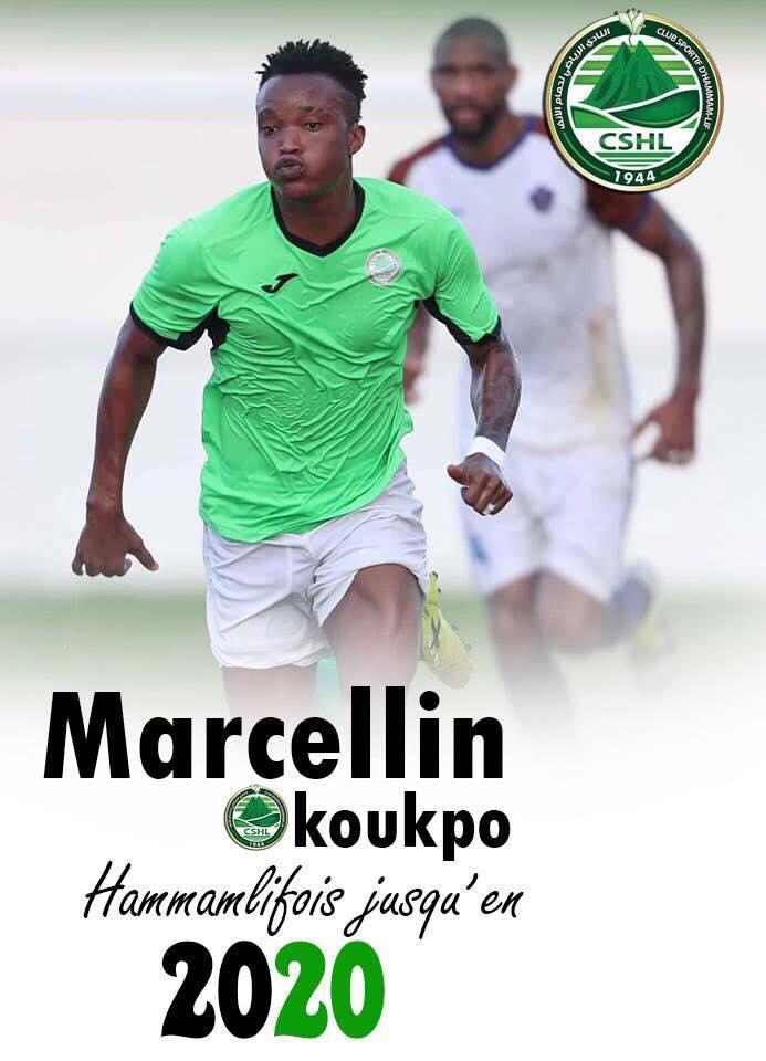 Transfert – Exclu: Hammam-Lif (Tunisie) annonce l'arrivée de Marcellin Koukpo!