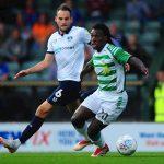 Angleterre : Sèssi d'Almeida va quitter Yeovil Town