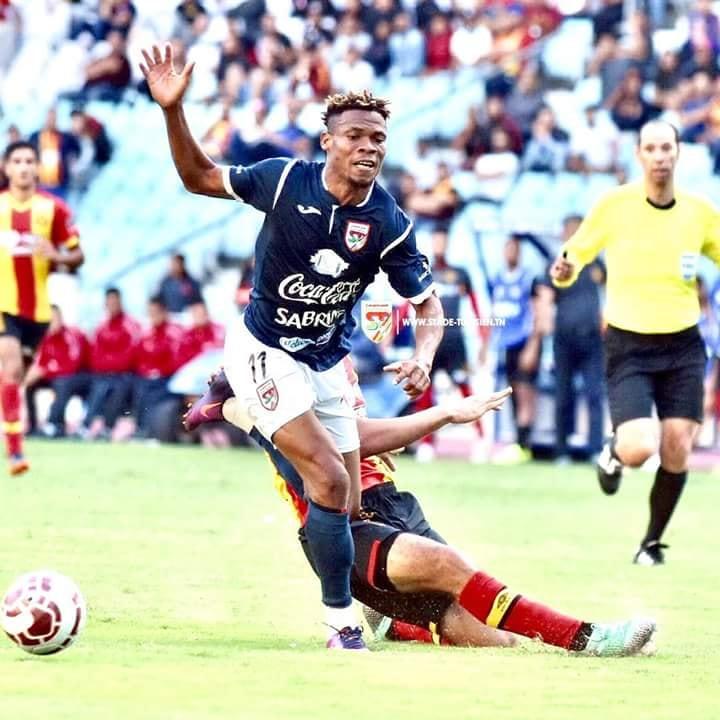Tunisie: Jacques Bessan et le Stade Tunisien brillent , les débuts parfaits de Chamsdeen Chaona
