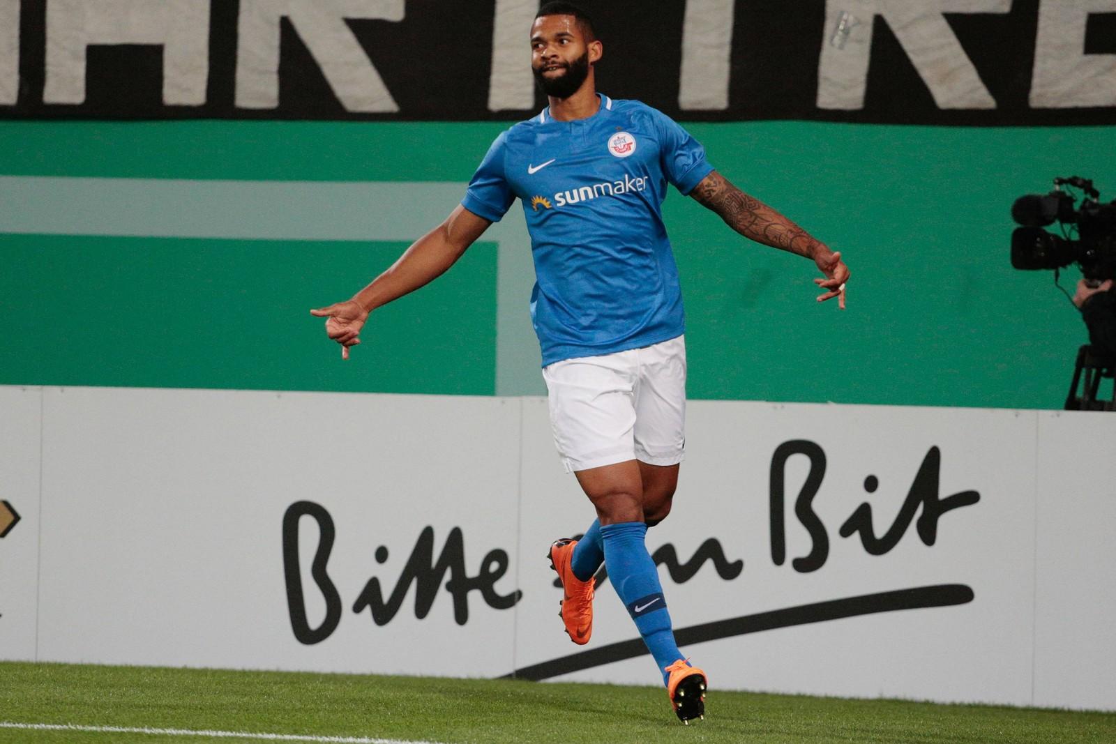 Transfert : Cèbio Soukou va rejoindre Sandhausen (Allemagne)