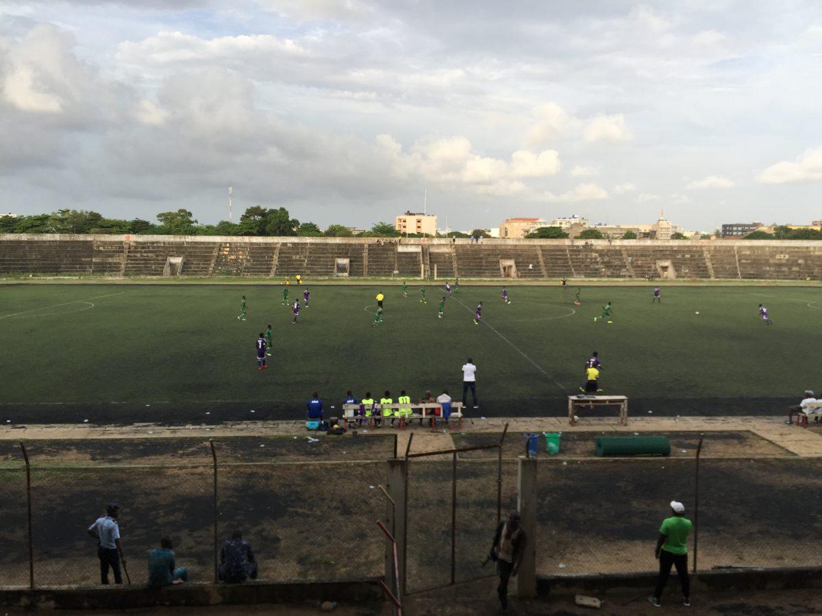 Ligue 1 – J1: Roland Béakou délivre la JA Cotonou