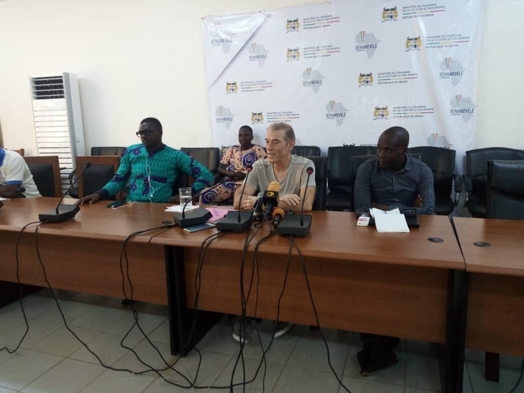 Ecureuils: Michel Dussuyer « je suis venu au Bénin pour relever ce genre de challenge»
