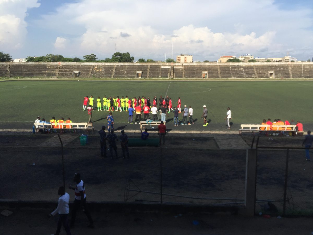 Ligue 1-J1: UPI ONM – Energie 1-1, ils s'en contenteront