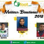 Bjfoot Awards 2018 : Meilleur binational , les nommés sont...