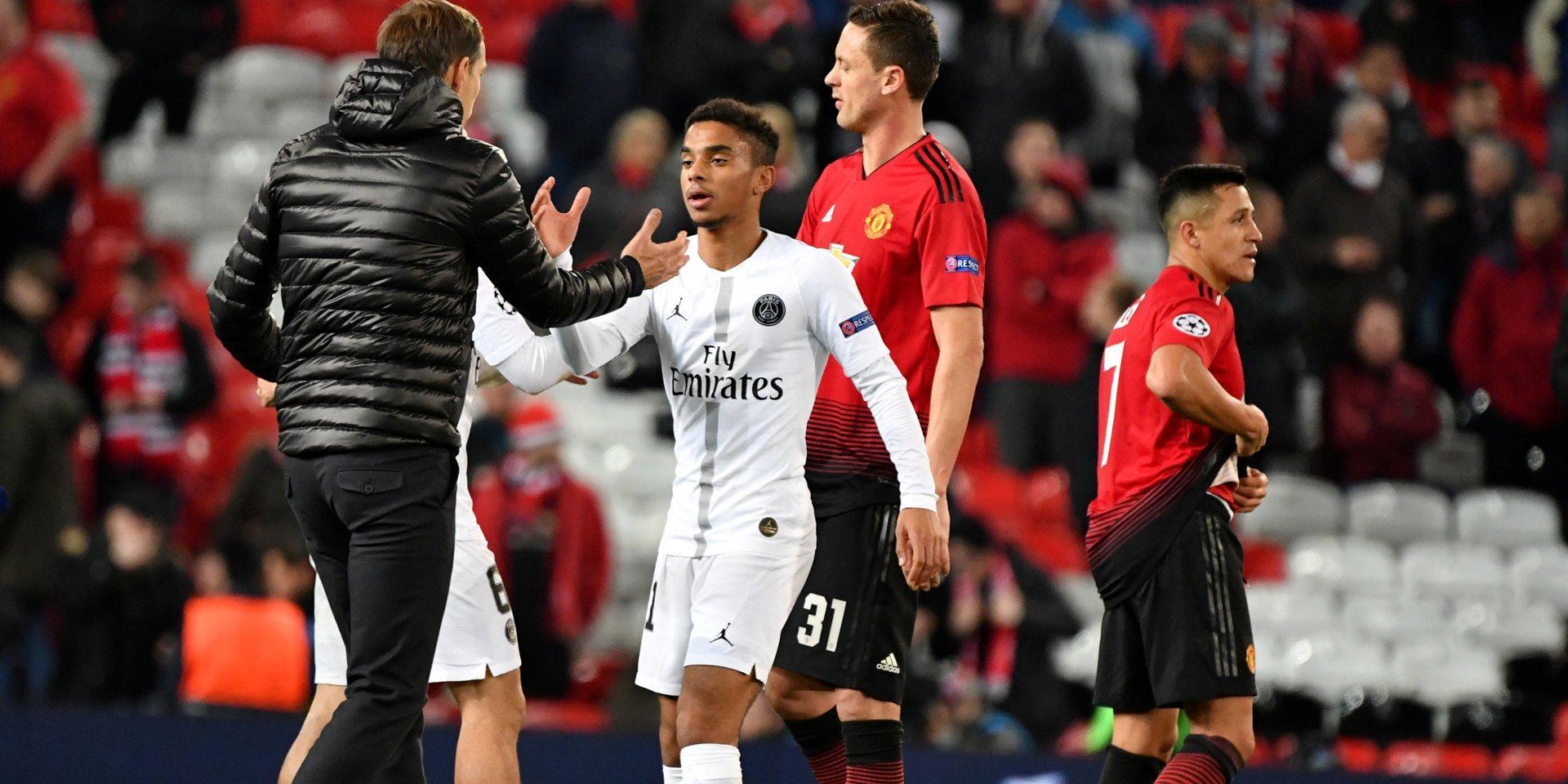 PSG : Thomas Tuchel déclare sa flamme à Colin Dagba | Football au ...