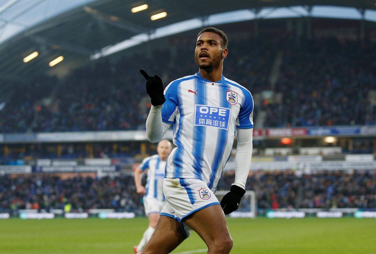 Angleterre : Steve Mounié libère Huddersfield