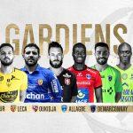 Trophée UNFP : Saturnin Allagbé nommé dans les choix pour la composition de l'équipe de la saison