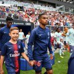 PSG : Colin Dagba retenu dans la liste de l'Equipe de France Espoirs pour l'Euro