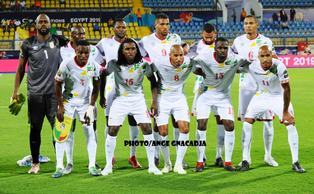 Can Egypte 2019 : Bénin – Guinée Bissau , en 4-3-3 avec le retour de Sèssegnon (officiel)