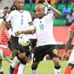 Can Egypte 2019 : Le XI du Ghana avec les frères Ayew