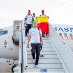 Can Egypte 2019 : L'énorme accueil réservé aux Ecureuils