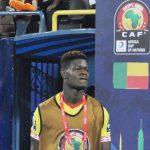 """David Kiki avant Maroc-Bénin """"On sait qu'on a nos chances et on va jouer à fond."""""""