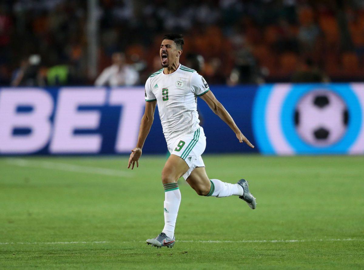 Can Egypte 2019 : Sénégal – Algérie 0-1,  Bounedjah guide l'Algérie vers sa deuxième étoile !