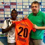 Transfert : Jodel Dossou arrive en Bundesliga Autrichienne !