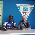 Transfert : FC Vlasim (République Tchèque) officialise l'arrivée de Joël Sogbo!