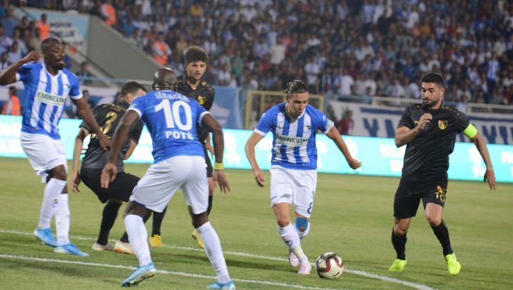 Turquie: Michael Poté montre la voie au BB Erzurumspor