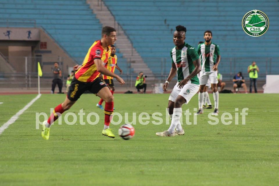 Tunisie : Marcellin Koukpo marque et sonne la remontada pour le CS Hammam-Lif