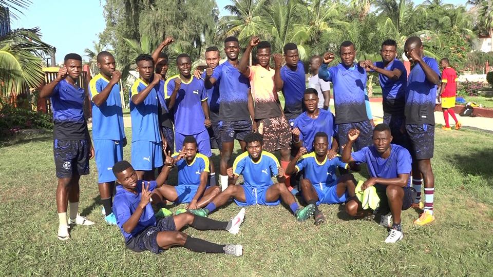 Coupe de la Caf : Les 18 universitaires retenus par Richard Bio