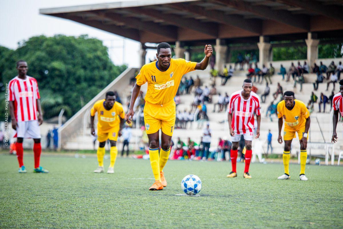 Ligue 1 – J3: tout en maîtrise la JA Cotonou domine Energie