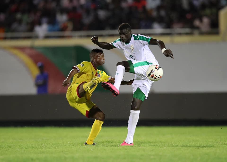 UFOA sénégal 2019 : Sénégal – Bénin 1-0 , émoussés , les Ecureuils tombent (encore) contre les Lions