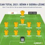 Eliminatoires CAN 2021: LE XI des écureuils face aux Leone stars pour la 2ième journée