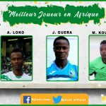 Bjfoor Awards 2019: Meilleur joueur évoluant en Afrique