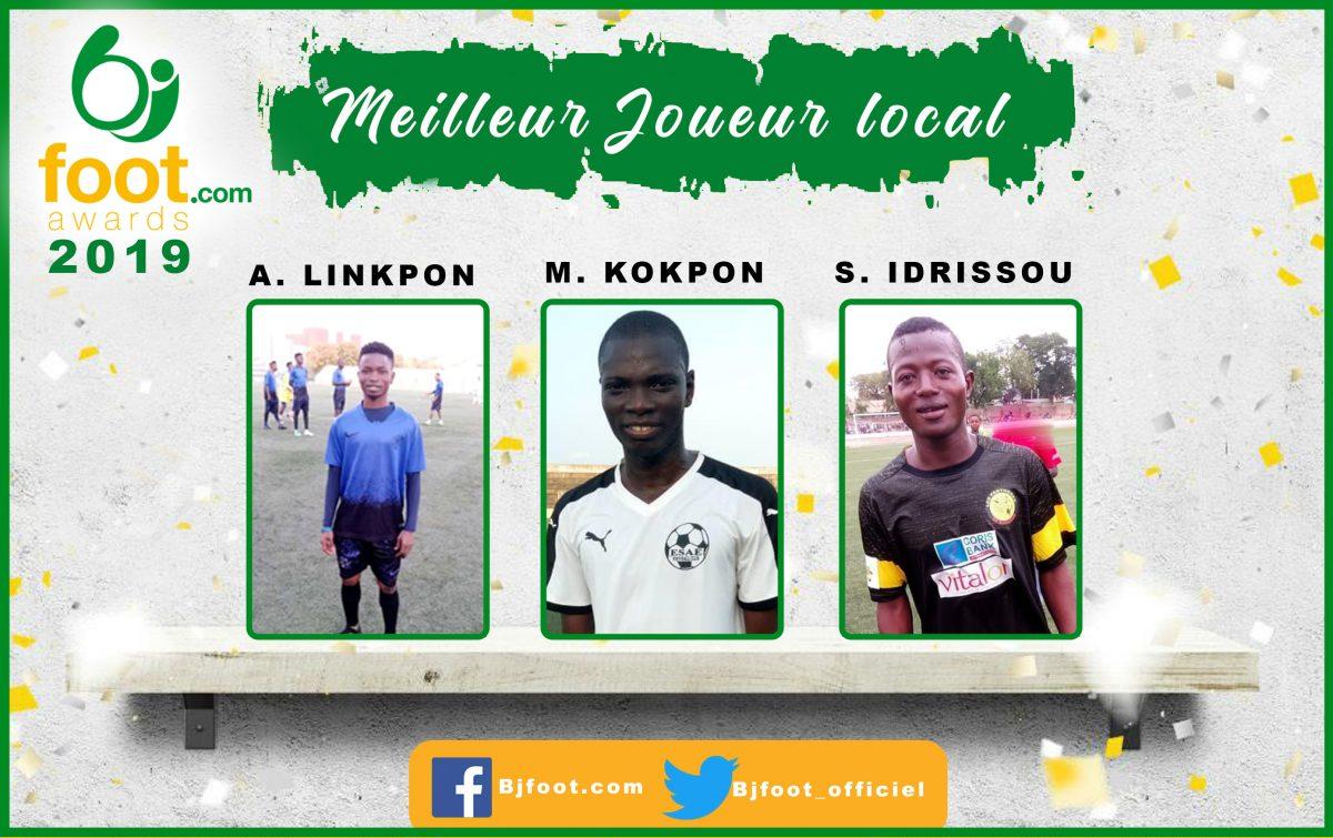 Bjfoot Awards 2019: Meilleur joueur local