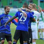 Allemagne : Champion et promu  avec l'Arminia Bielefeld, Cèbio Soukou entre dans l'histoire !