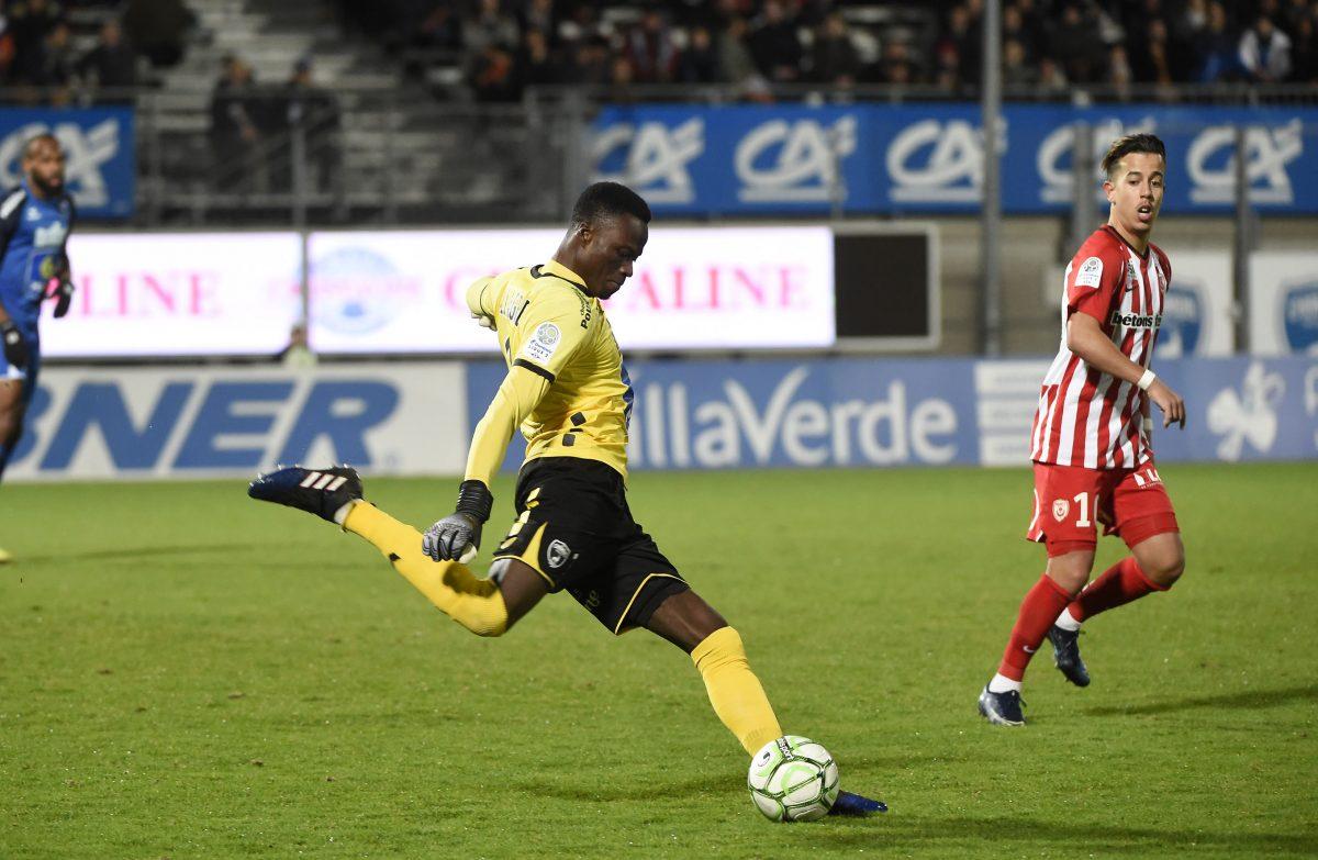 Entretien : Saturnin Allagbé «Je suis bien en Ligue 2. Mais j'en veux plus encore»