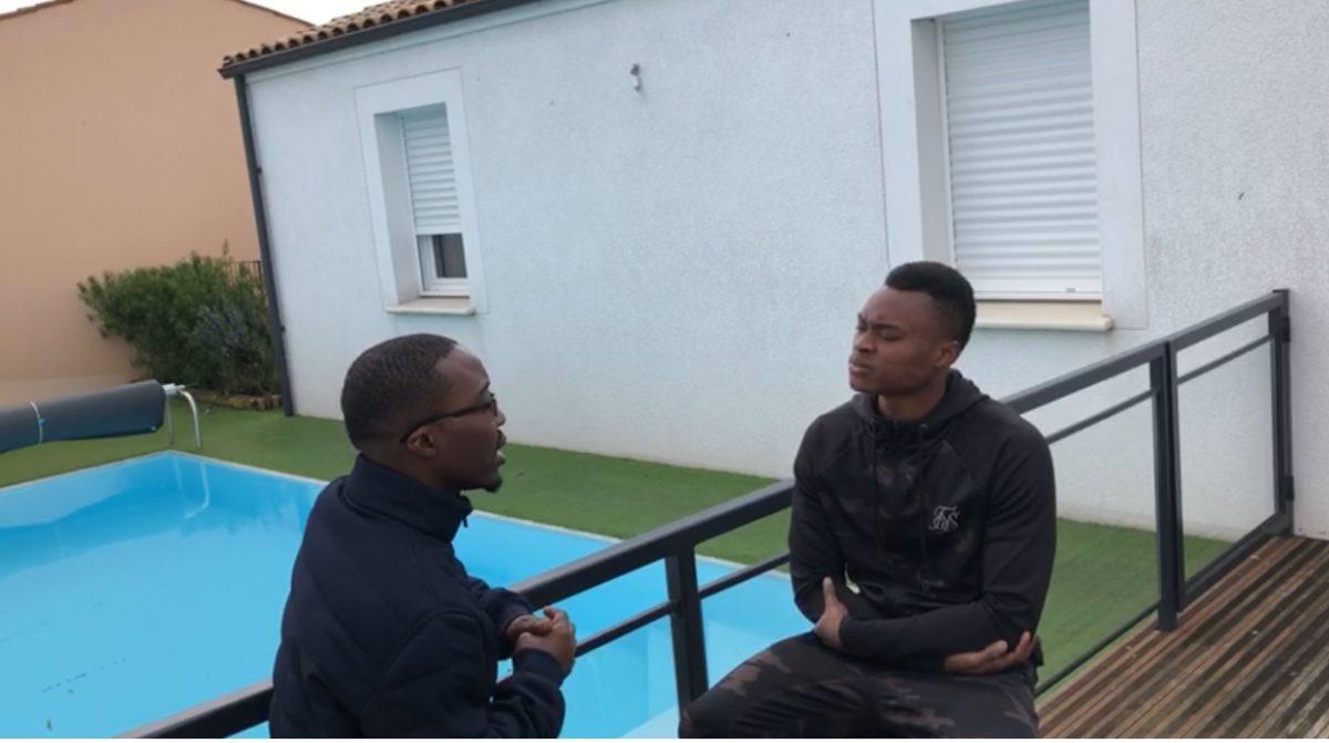 Envoyé Spécial : Entretien avec David Djigla «Le huitième de finale contre le Maroc , il fallait le vivre » «