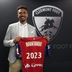 Transfert: Clermont sécurise Cédric Hountondji jusqu'en 2023 !