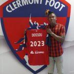 Transfert : Clermont (France)  présente Jodel Dossou (officiel)