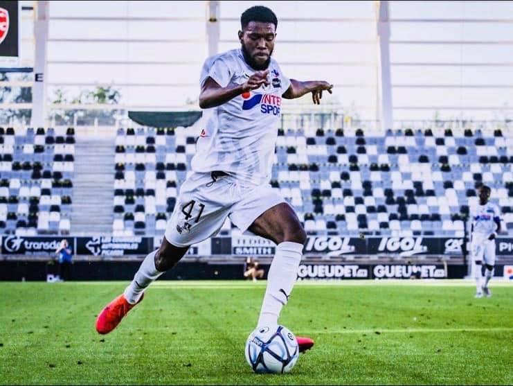 France – L2: Gomez signe une première passe décisive en pro