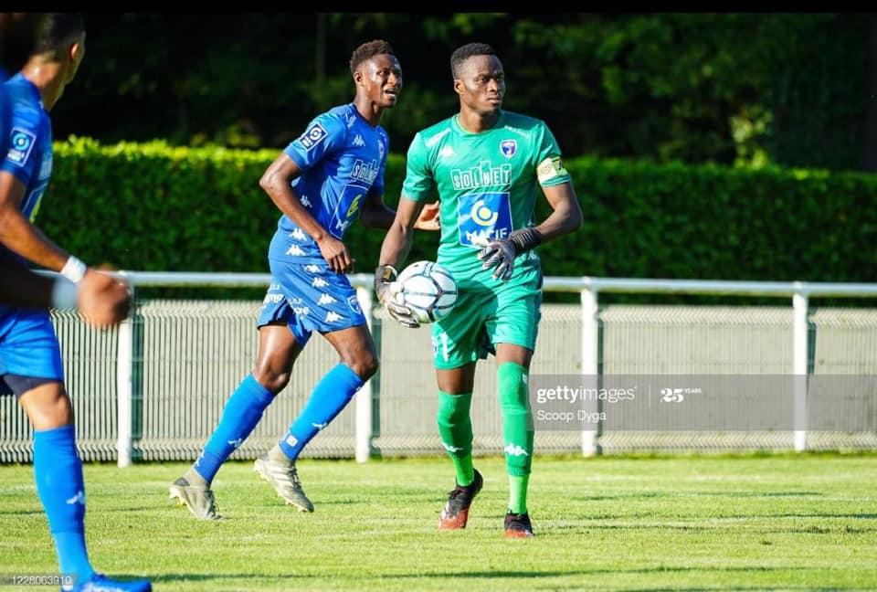 France : Saturnin Allagbé et Niort sont au sommet de la Ligue 2