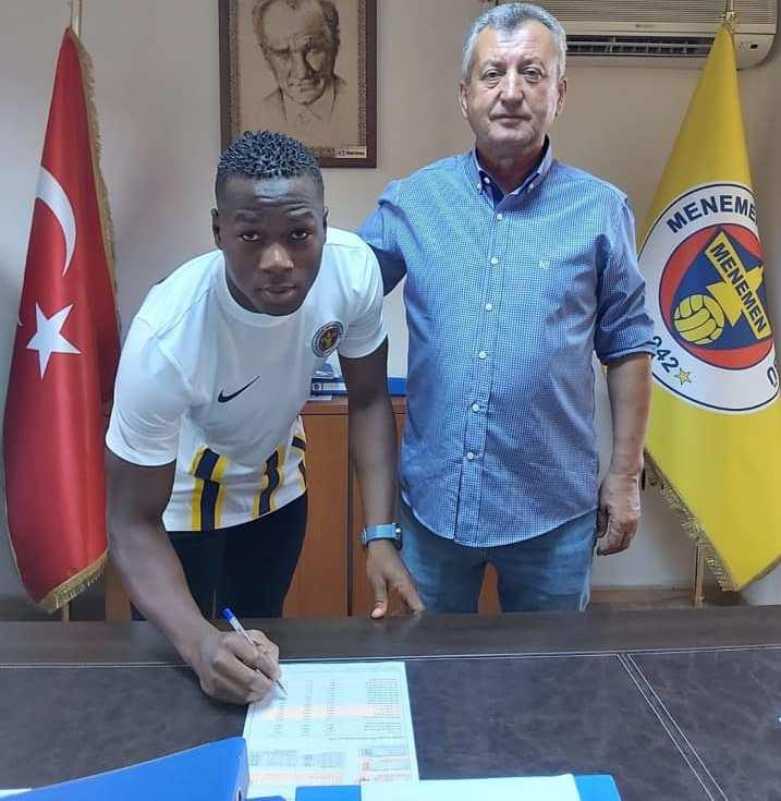 Transfert: MenemenSpor (Turquie) engage Anaane Tidjani !