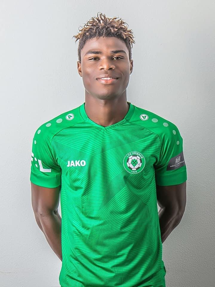 Transfert : KF Pribram (R. Tchèque) signe Fabrice Hounkpè !