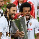 Europa League : Sacré avec Séville , Jules Koundé entre dans l'histoire