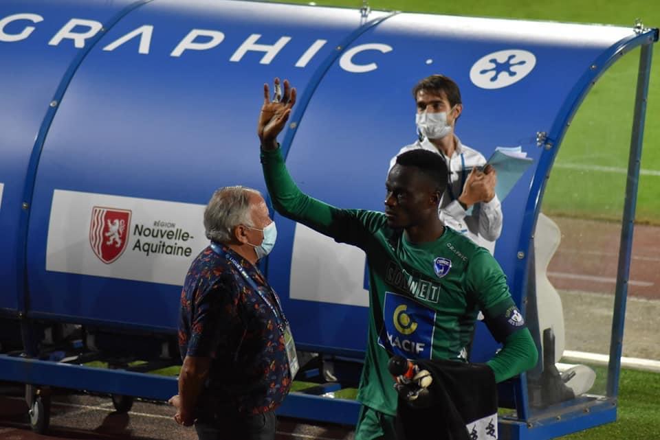 France : Allagbé et d'Almeida désignés dans l'équipe type de la troisième journée de France Football