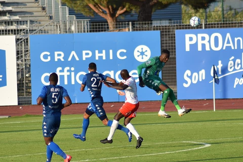 Perf' des béninois : Dossou porte Clermont , Allagbé brille et les débuts de Mounié