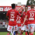 France : Mounié se rachète et fait gagner Brest !