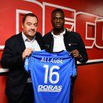 Entretien : Allagbé « La Ligue 1 est un rêve de gosse qui devient réalité«
