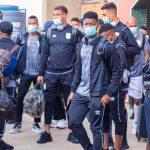 Qualifications Can Cameroun 2022: Les Ecureuils sont arrivés à Maseru