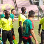 Ligue des champions : Buffles - MC Alger 1-1 , rien n'est joué