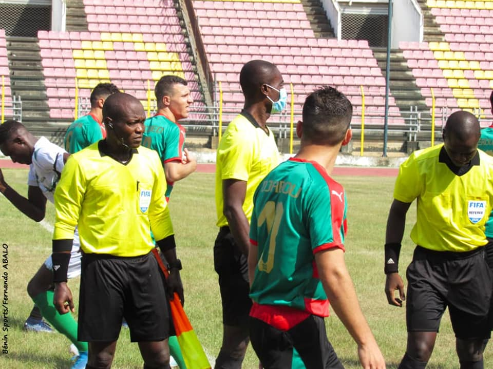 Ligue des champions : Buffles – MC Alger 1-1 , rien n'est joué