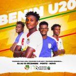 UFOA (B) U20 - Bénin 2020 :  Tout ce qu'il fallait sur le tournoi qui débute demain !