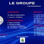Coupe de la  Caf : Le groupe d'Esae face au TAS Casablanca