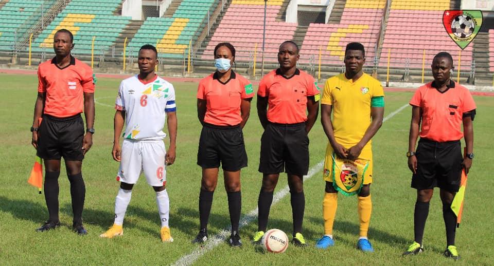 Amical : Bénin A ' – Togo A' 0-0