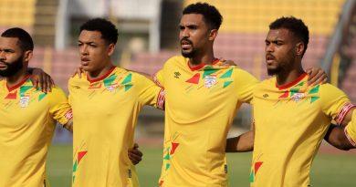 Sierra Leone – Bénin 1-0, les Ecureuils n'y sont pas encore  (mi-temps)